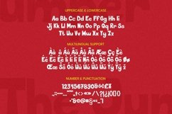 The Jumper Font Product Image 5