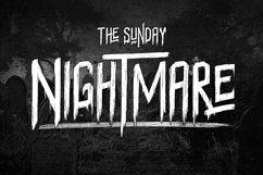 Sunday Nightmare Product Image 4