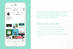 Mint   Instagram  stories templates Product Image 2