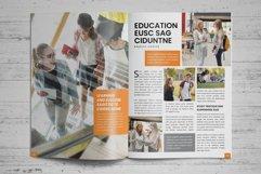 Education Magazine Brochure v1 Product Image 4