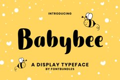 Babybee Product Image 1