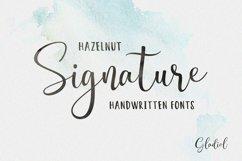 Gladiol Haze Script | Duo Font Product Image 5
