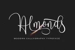 Almonds Script Product Image 1