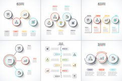 Clean infographic templates Product Image 4