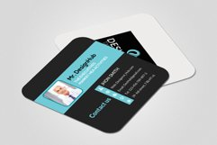 Square Social Mini Cards Product Image 1