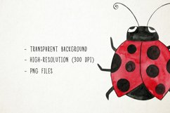 Watercolor Picnic Clipart, Picnic Clip Art, Picnic PNG Product Image 3