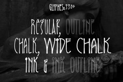 Minervae font family Product Image 2