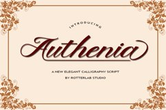 Authenia Product Image 1