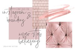 The Girl Font Duo 12 Instagram Post Templates Product Image 2