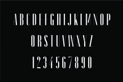 GRACE, A Sophisticated Typeface Product Image 5