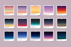 30 Realistic Sky Gradients for Photoshop & Illustrator Product Image 3