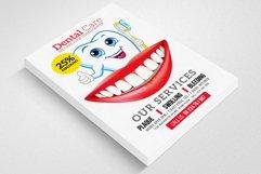 Dental Care Center Flyer Product Image 1