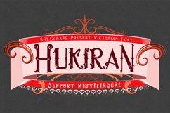 Hukiran Victorian Font Product Image 1