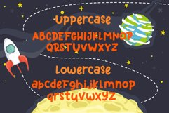 Kidspace - Playful Font Product Image 2