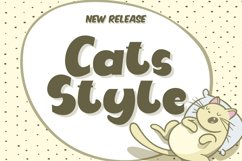 Cats Style Product Image 1