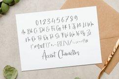 Bartes Malaga Modern Calligraphy Font Product Image 6