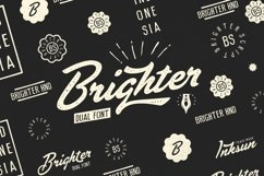 Brighter Script Product Image 3
