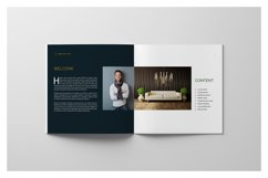 Square Brochure Catalog Product Image 5