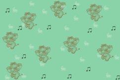 Sweet dreams digital paper, Baby shower digital paper Product Image 4