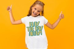 Barney Pop - Playful Display Font Product Image 12