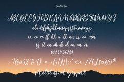 Sunfort Signature Script Font Product Image 4