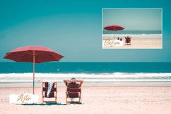 18 Miami Photoshop Actions, ACR, LUT Preset bright summer fi Product Image 2