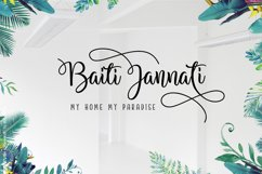 Shafeer -Beauty Font Duo- Product Image 6