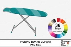 Ironing Board Clipart Product Image 1