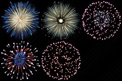 Fireworks Clip Art, Firecrackers, 4th of July Product Image 5