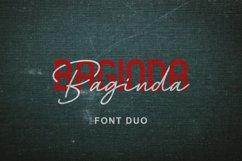 Baginda Font Duo Product Image 1