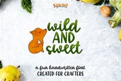 Wild And Sweet Product Image 1