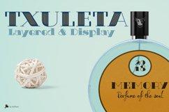 Txuleta Layered Fonts -3 styles- Product Image 1