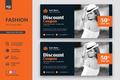 Fashion Gift Voucher Product Image 1