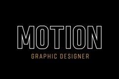 Mostin Typeface Product Image 4