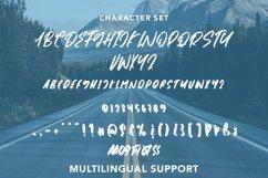 Jumpoffs - Brush Script Font Product Image 5