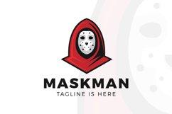 Mask Man Logo Product Image 1