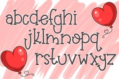 Balloon Butt Font Product Image 3