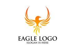 Eagle logo, Flying Logo Illustation Product Image 4