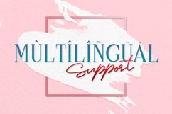 Calling Loves - Font Duo Product Image 5