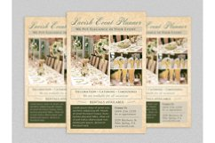 Event Planner Flyer Template Product Image 5