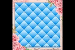 254 Seamless Diamond Upholstery Tufted Quilt Leather Papers Product Image 4