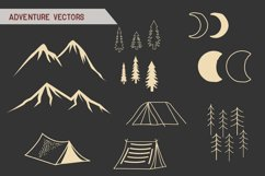 Drifter Font & Buildable Logo-Kit Product Image 5
