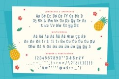 Holilend - Playful Display Font Product Image 5