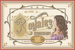 Victorian Fonts Collection Product Image 5