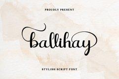 Ballihay Product Image 1