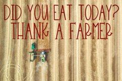 Farm Made - A Farmhouse Style Font Product Image 3