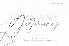 Germany - Luxury Font Duo Product Image 1