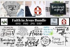 MEGA Faith quotes Bundle, Christian quotes bundle, faith svg Product Image 3