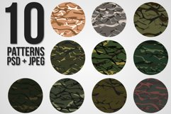 Russia Worm Camouflage Patterns Product Image 2