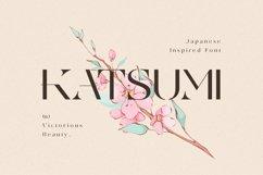 KATSUMI - Japanese Font Product Image 1